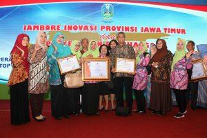Foto Tim Inovasi dan KBK Kota Madiun