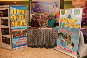 Pameran Jambore Inovasi Pelayanan Publik Jawa Timur Tahun 2017